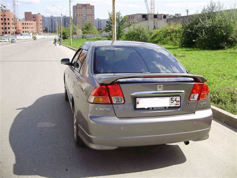 2004 Honda Civic For Sale by 2004 Honda Civic Ferio For Sale 1600cc Gasoline Ff