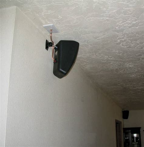 Ceiling Mount Surround Speakers by House