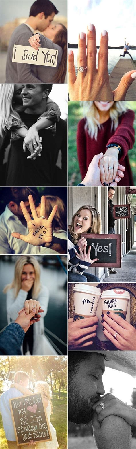 Wedding Announcement Ideas by 18 Best Engagement Announcement Photo Ideas Oh Best Day