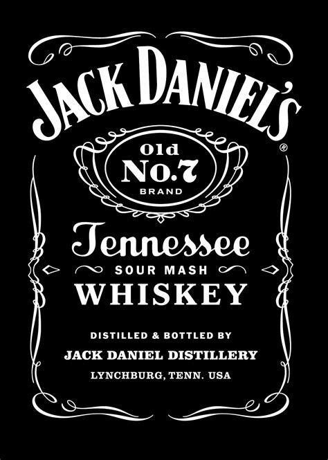 design jack daniels label jack daniels label bing images vintage labels