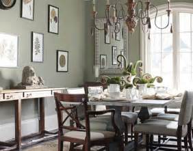 Benjamin Moore Dining Room Colors by Green Dining Room On Pinterest Interior Colour Schemes