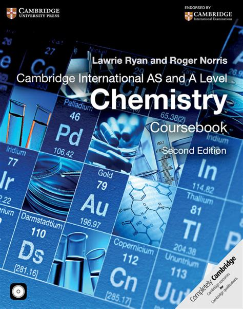 the complete guide to act 2nd edition cambridge international as and a level chemistry