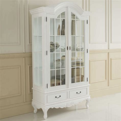 french armoire display cabinet antique french display cabinet