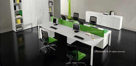 offerte di lavoro librerie mobili per ufficio bench 04 posti di lavoro con