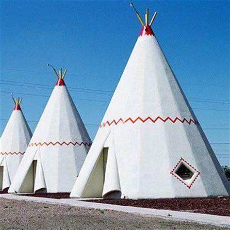 tende indiane wigwam hotel dove si dorme nelle tende indiane