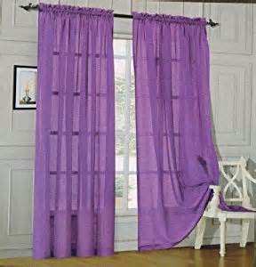 Kitchen Curtains 30 Inch Length Elegance Linen 174 Sheer Panel With Rod Pocket
