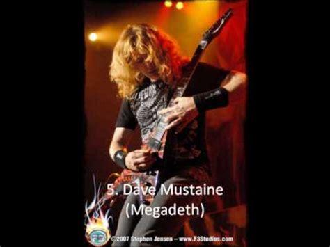 best heavy metal guitarists top 10 rock heavy metal guitarists