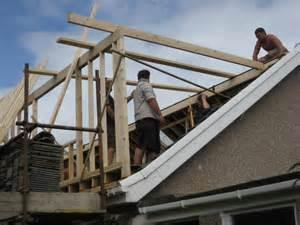 Flat Roof Dormer Construction Bambridge Loft Conversions Flat Dormer Conversion The