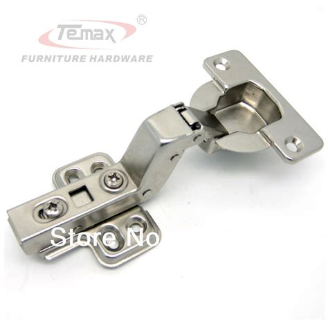 Furniture Hinges by 50pcs 40mm Cup Clip On Hydraulic Concealed Hinge Cainbet Hinges Door Furniture Hardware
