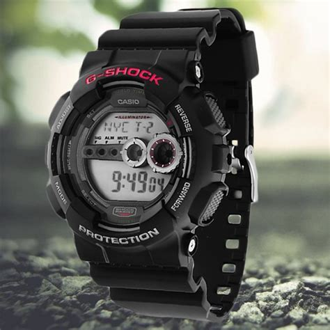 Casio Gd 100 1a By Casio Original reloj casio g shock gd 100 1a 100 nuevo y original s