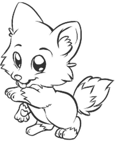 imagenes para dibujar de zorros imagenes de zorros para colorear e imprimir