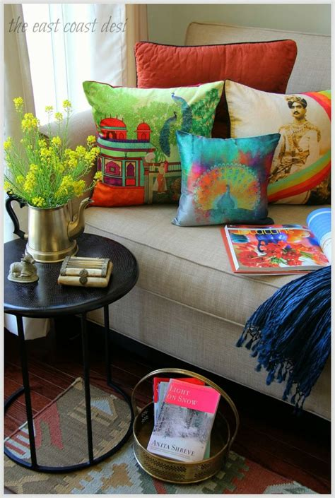 circus home decor use india circus cushion covers to add eclectic vibe to a