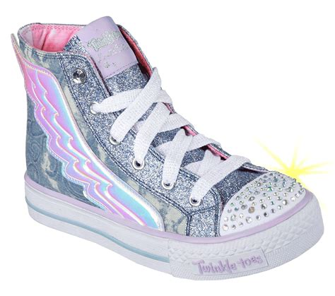 twinkle toes light up shoes buy skechers twinkle toes shuffles flutter up s lights