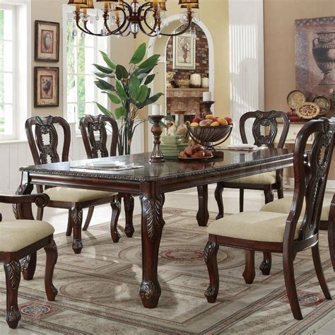 traditional dining room sets traditional dining room table marceladick