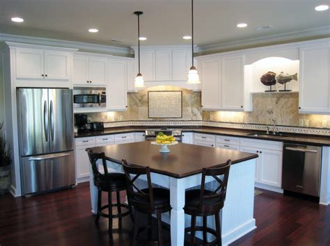 kitchen center island tables furniture kitchen island dining table attached dining
