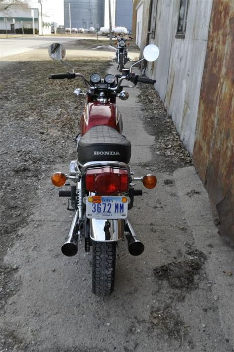 buy honda cb350 four 1973 un restored on 2040 motos