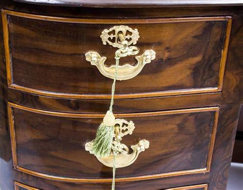 vintage kidney shaped desk vintage style burr walnut kidney shaped desk for