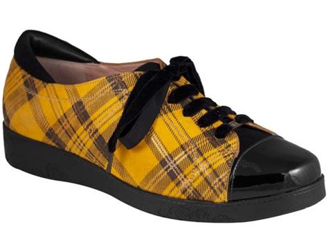 Tartan Comby casual shoes