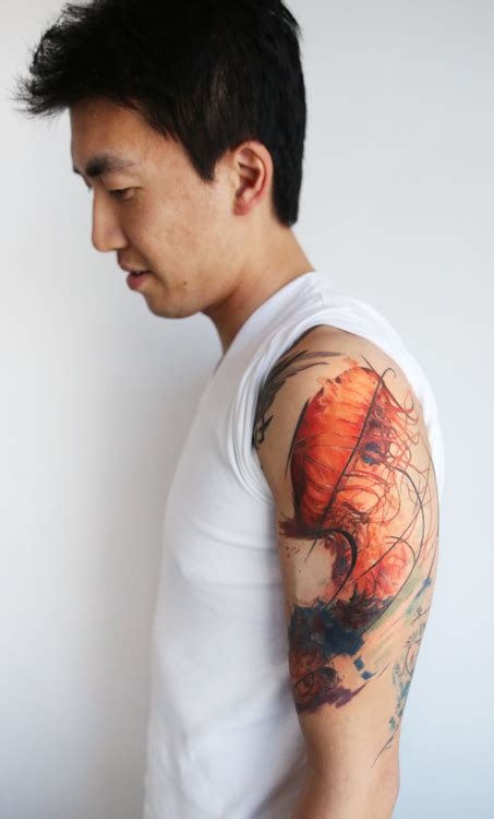 watercolor tattoo hong kong wang friday s hk studio from hong kong