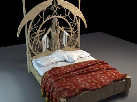 obj bed rivendell