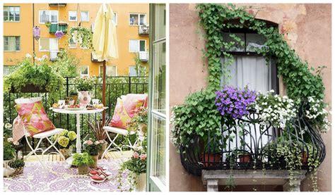 Balcony Patio by 25 Charming Balcony Gardens