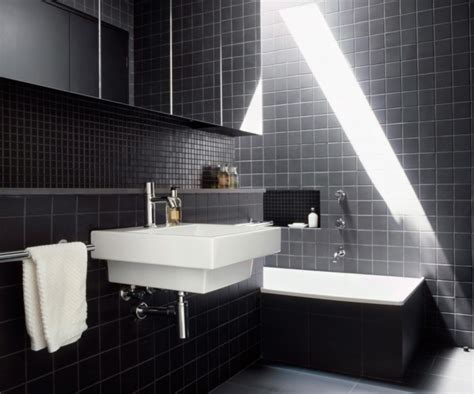 Superbe Salle De Bain Design Moderne #4: badfliesen-schwarze-fliesen-badezimmerfliesen.jpg