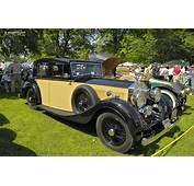 1935 Rolls Royce 20 / 25 HP  Conceptcarzcom