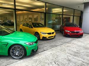 bmw m4 colors this skittles pack is now available at bmw of manhattan