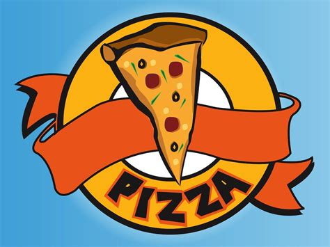Pizza Logo Vector Art Graphics Freevector Com Pizza Logo Design Template