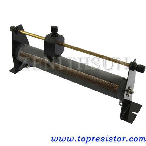 power resistor variable slide adjustable resistor variable resistor power resistor view slide adjustable resistor
