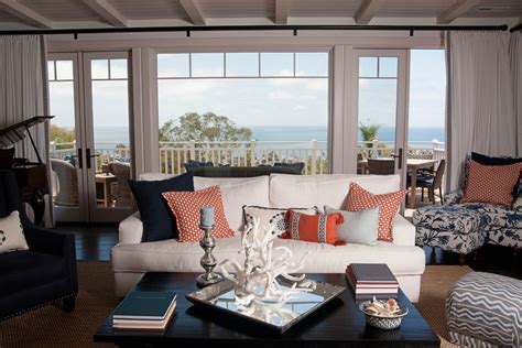 Blue And Coral Living Room by Magnificent Fabric Blue Coral Decorating Ideas Images In