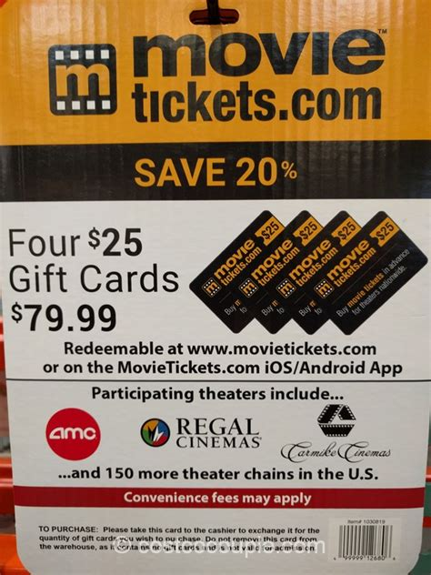 Where Can I Use My Amc Gift Card - amc gift card costco gold