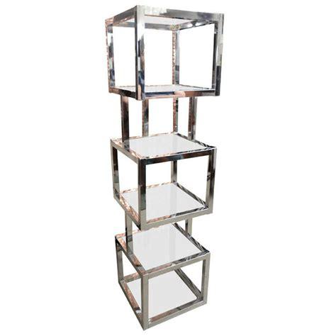 etagere 8 cubes sculptural cube tower etagere