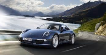 Picture Of Porsche New Porsche 911 Porsche 991 In Details Porsche Review