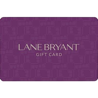Lane Bryant Gift Card - lane bryant 100 gift card 73184b10000 staples 174