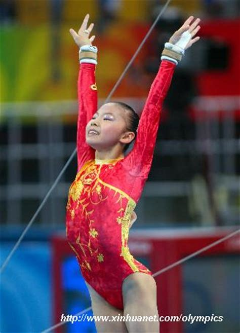 usa gymnastics national chions acrobatic gymnastics beijing 2008 olympics people s daily online