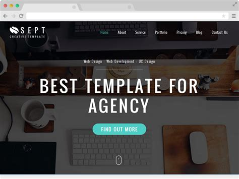 themes bootstrap agency top 10 free agency website bootstrap templates in 2016