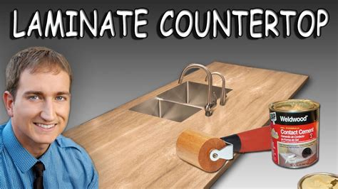 How To Install Sheet Laminate Countertops by How To Install Sheet Laminate On A Countertop
