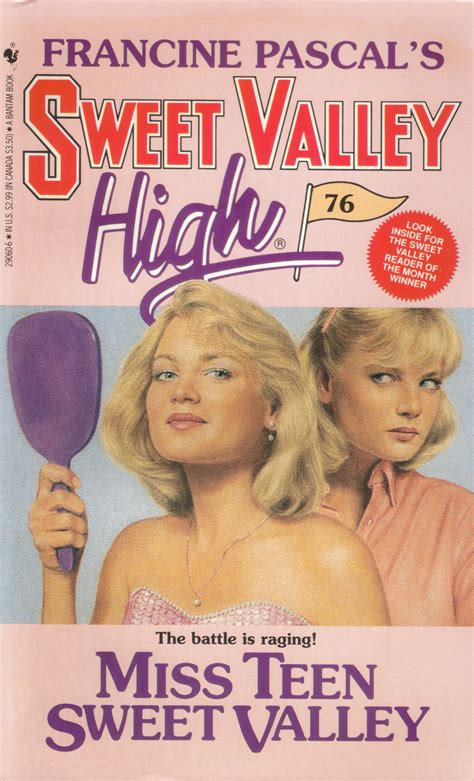 Francine Pascal Sweet Valley High 71 Starring collider 187 diablo