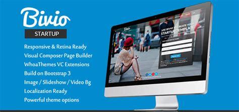 Babatox V1 3 Responsive Landing Page Theme bivio v1 3 bootstrap 3 app landing page theme