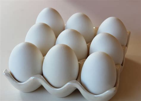 eggs tray meat store
