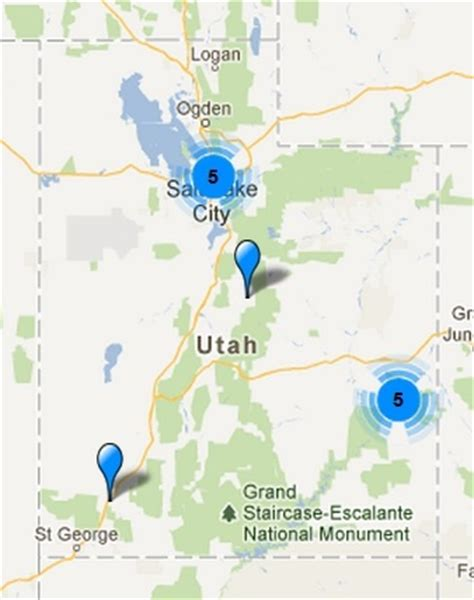 vineyard utah map 17 best images about wineries on trail maps