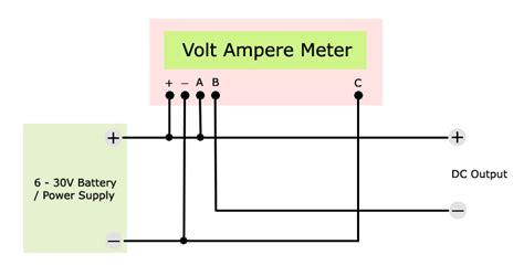 ere meter circuit diagram ere free engine image