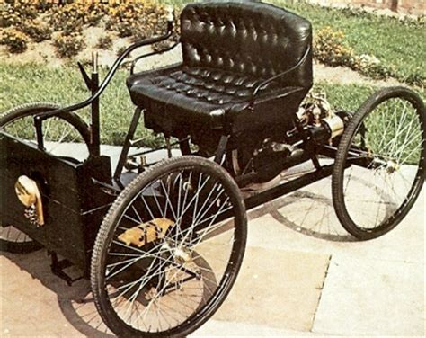 first car ever made by henry ford ford history