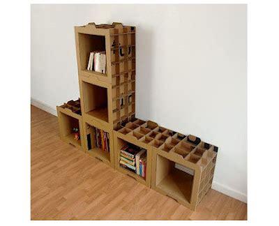 librero reciclado de carton interiorismo diy muebles de cart 211 n muy f 193 ciles de hacer
