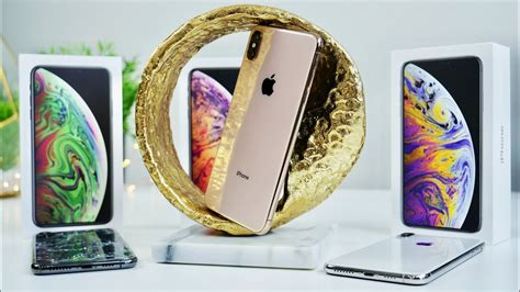 iphone xs xs max review top  features youtube