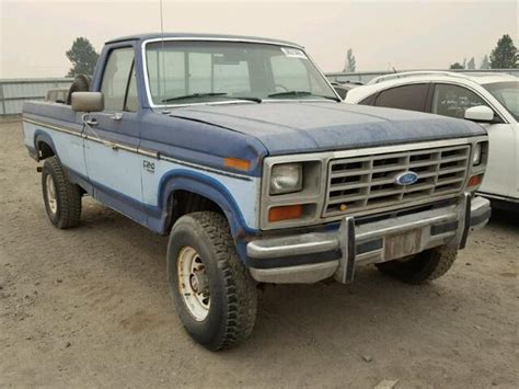 auto auction ended on vin 1fabp22x8fk212190 1985 ford tempo gl in nv las vegas auto auction ended on vin 1fthf2613fpa08090 1985 ford f250 in wa spokane