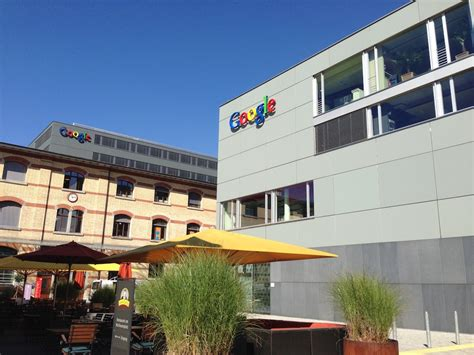 how is google zurich different from other google offices quora google z 252 rich workshop office visit vanillacrunnch