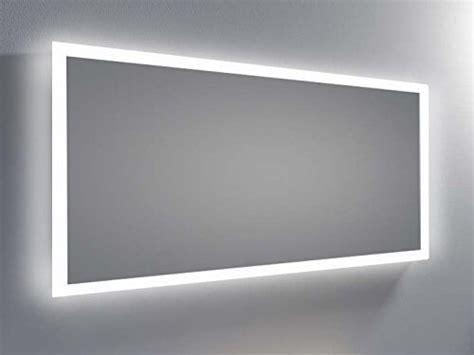 cornice 100x70 specchio da bagno retroilluminato homehome