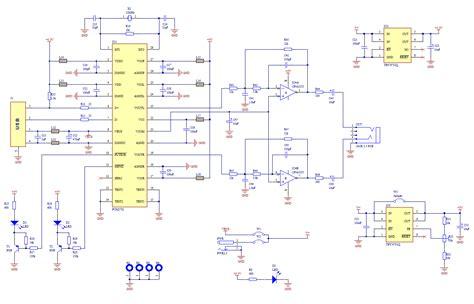 Sepaker Bluetooth Touch Sound L S 66 Dengan Lu Warna Warni usb soundcard circuit with pcm2702 gambar skema
